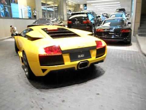 Lamborghini Murcielago Lp640 At Pavilion Kl Youtube