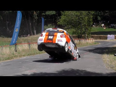 Rallye du Rouergue 2017 (Big Show, Jumps, Mistakes)