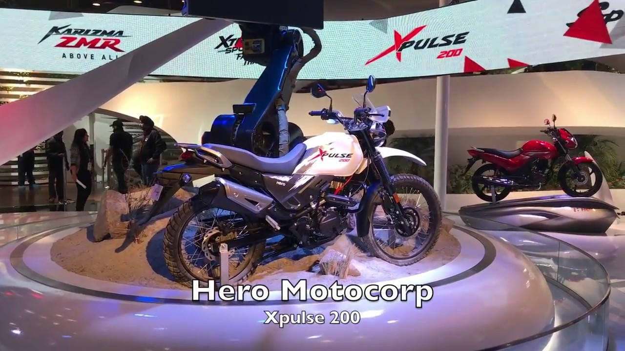 Hero Bikes Price in India - New Hero Models 2019, Images