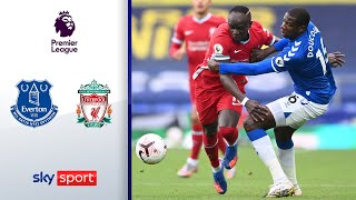 Verrücktes Derby ohne Sieger! | FC Everton - FC Liverpool 2:2 | Highlights - Premier League