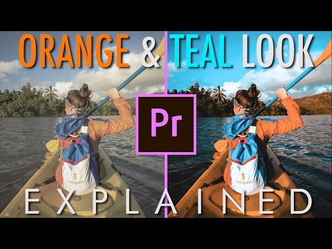 What is the 'Orange & Teal Look' and Why is it So Popular?