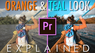 Color Grading with LUTs | Orange u0026 Teal Look Explained