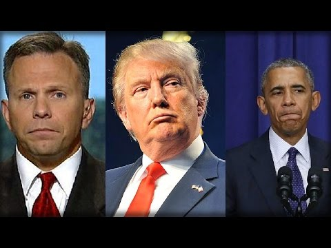 WHOA!!! OBAMA FACING FELONY INDICTMENT FOR CRIMES TRUMP ACCUSED HIM OF INTEL OFFICER CLAIMS
