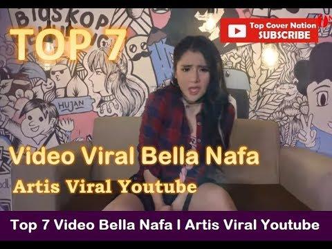 Top 7 Video Viral Bella Nafa Si Goyang Gojek L Artis Viral Youtube