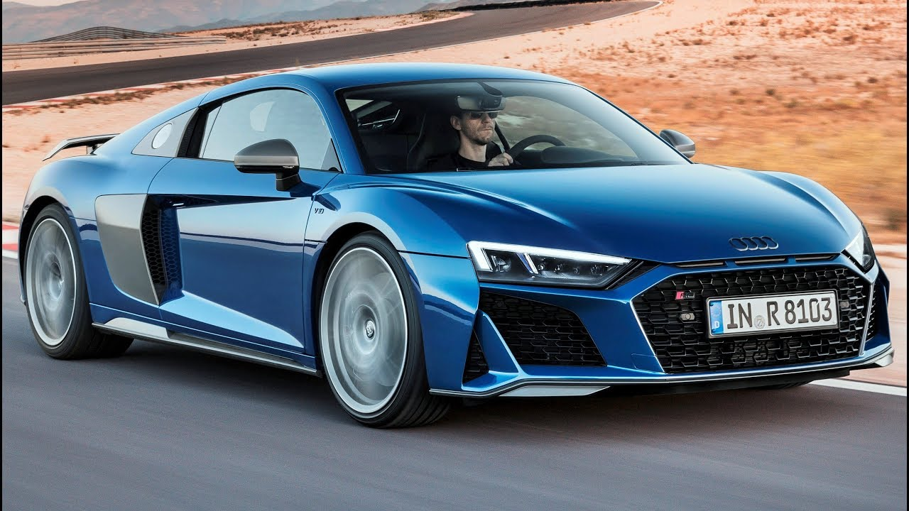 2019 audi r8 coupe v10 performance quattro high performance supercar youtube. Black Bedroom Furniture Sets. Home Design Ideas