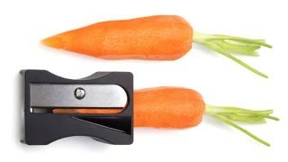 Repeat youtube video Carrot Sharpener. LÜT #27