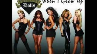 Pussycatdolls-When i Grow up (REMIX) +Lyrics