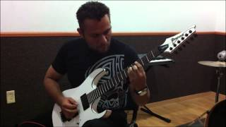 Download Antonio Millan - Joe Satriani
