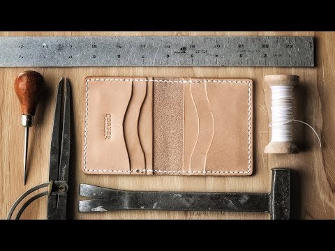 Making a Leather