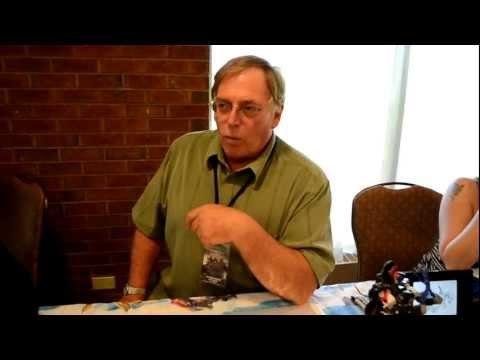 Garry Chalk as Optimus Primal & Al's Waiter @ TFcon 2011