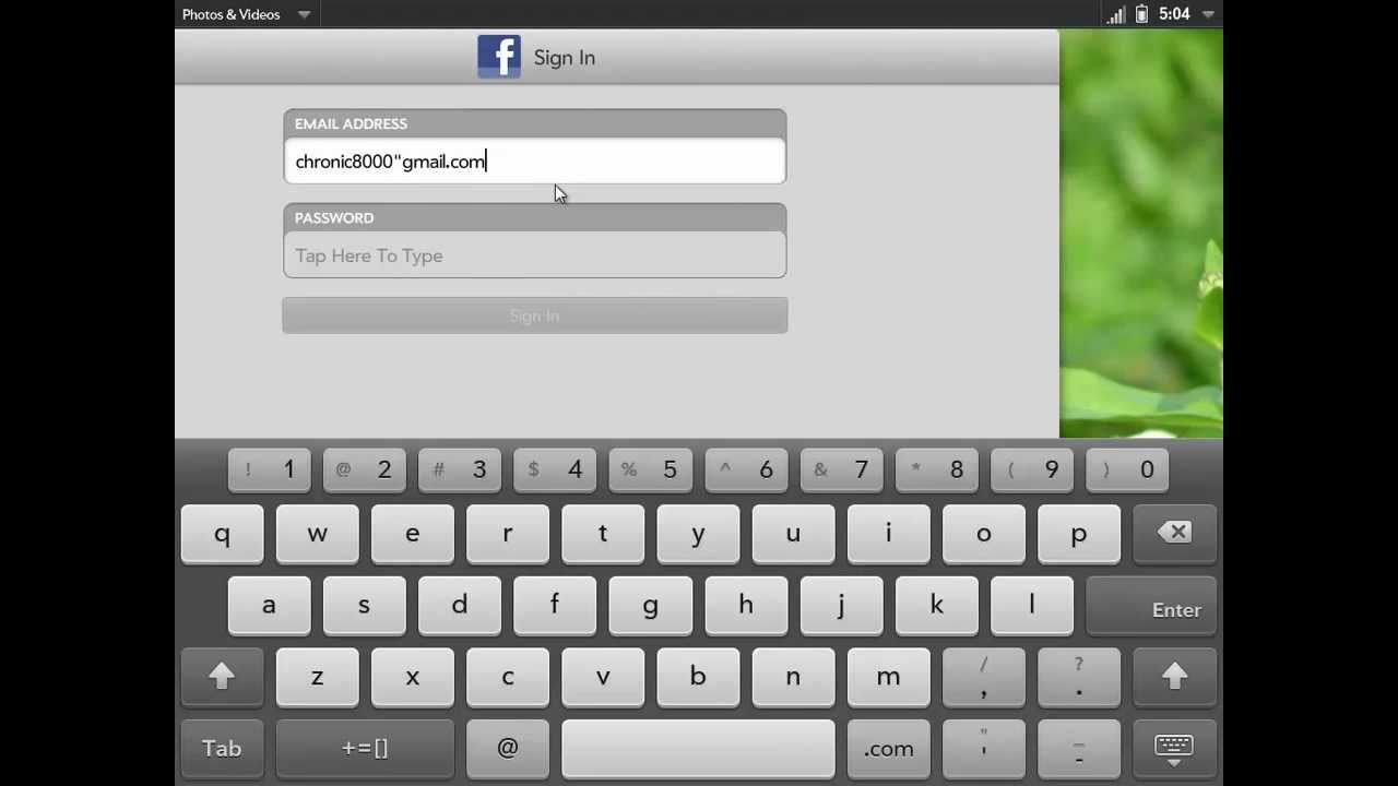 HP WebOS Emulated in Oracle VirtualBox with the HP SDK
