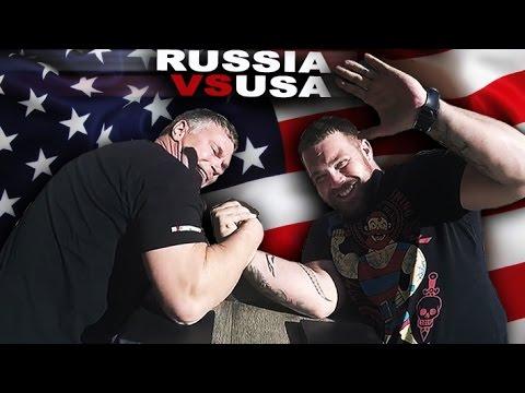Деревенский армрестлинг American Armwrestling, Part 2