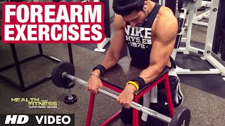 FOREARM Exercises with Detail Info | Guru Mann | Health & Fitness