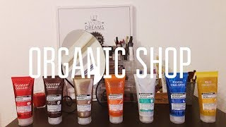 ORGANIC NATURALLY PROFESSIONAL | Маски для волос от Organic Shop