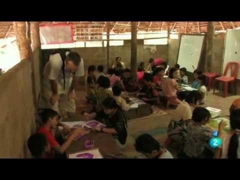 La noche temática (Los desplazados de Myanmar)