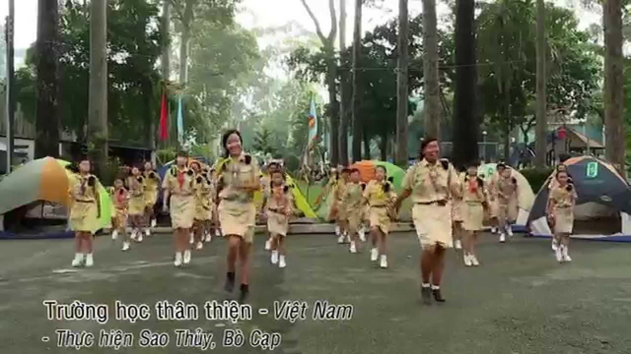 Trường học thân thiện – Việt Nam (DVD 7 – 2015)