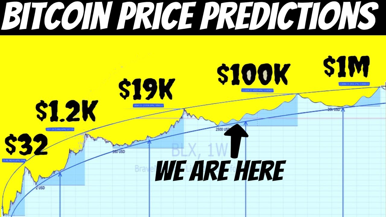 Bitcoin Price Predictions From Zero to Millions   Experts Opinions