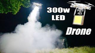 Chiếu Sáng Bầu Trời Bằng Đèn LED 300W Gắn Trên Máy Bay