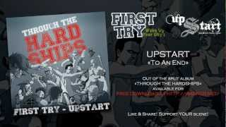 UPSTART - To An End