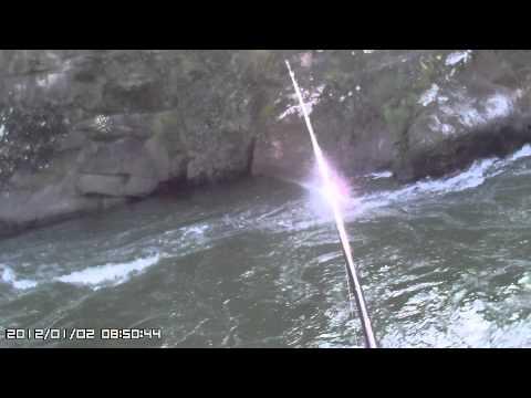 Ловля речной форели в Армении