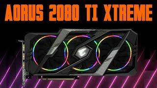 [Cowcot TV] Présentation carte graphique AORUS RTX 2080 Ti Xtreme