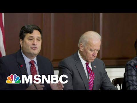 What Makes Ron Klain The 'Nerve Center' Of Biden White House | MSNBC