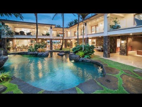 Kailua Beach Luxury Estate | 210 Kalaheo Avenue, Honolulu, Hawaii 96734