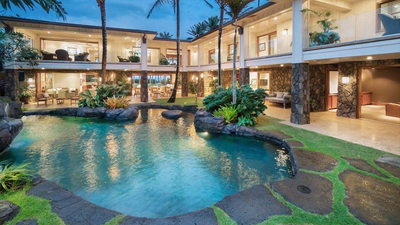 Kailua Beach Luxury Estate 210 Kalaheo Avenue Honolulu Hawaii 96734