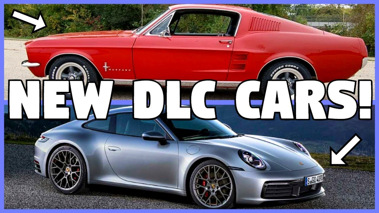 Forza Horizon 4 - DLC Cars List! (January & February 2019)