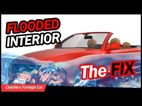 Have You Had A Flooded Interior?