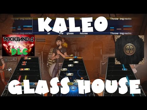Kaleo - Glass House - Rock Band 4 DLC Expert Full Band (April 13th, 2017)