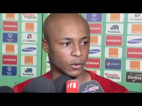 Post-match Interviews: Ghana - Orange Africa Cup of Nations, EQUATORIAL GUINEA 2015