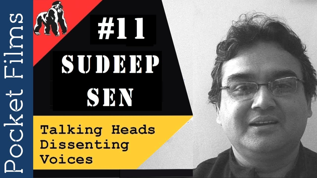 Talking Heads, Dissenting Voices #11 Sudeep Sen