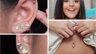 All About My Piercings! // Jasmine Sky Thumbnail