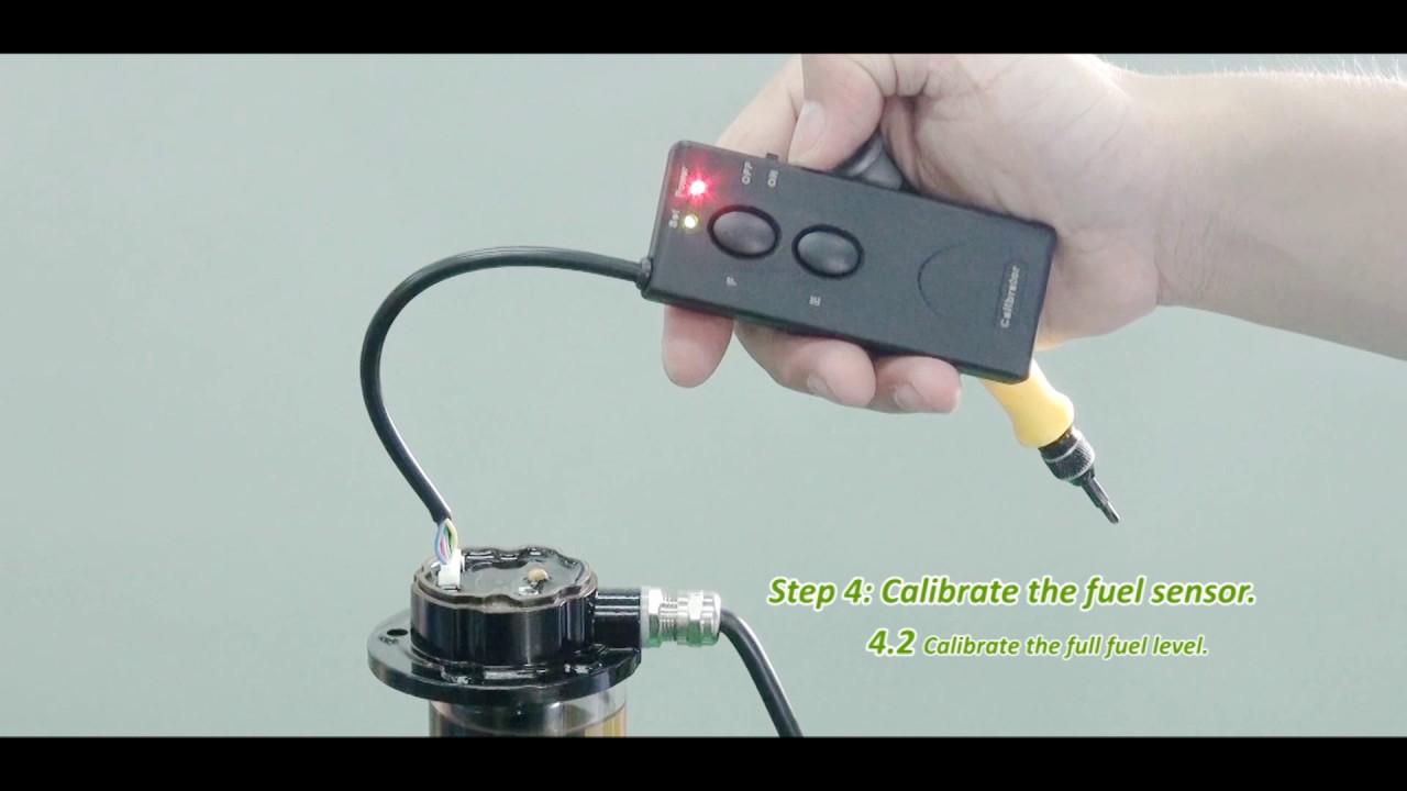 Fuel Sensor Installation Video
