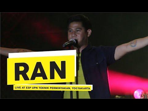 [HD] RAN - Selamat Pagi (Live at ESP, 2018 Yogyakarta)