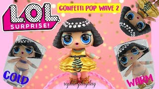 LOL Surprise Series 3 Wave 2 Pharaoh Babe DIY, How to make Theatre Club Pharaoh Babe