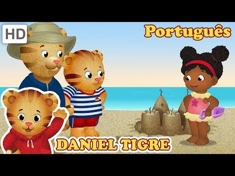Daniel Tigre em Português - Jogar Fora é Divertido