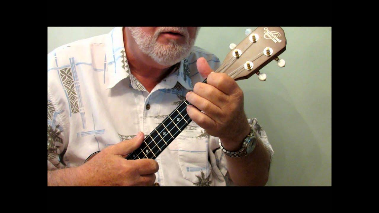 moveable chords modulation tutorial taught  ukulele mike lynch youtube