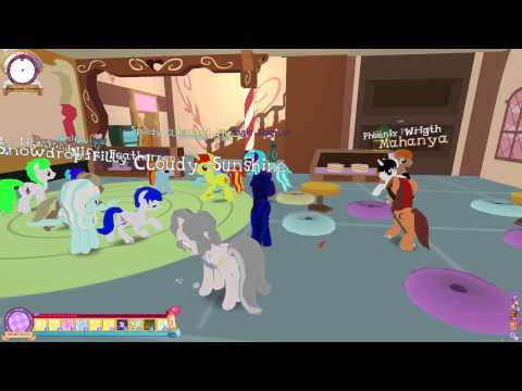 Legends of Equestria - Sugarcane corner dance party