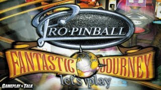 Let's Play Pro Pinball: Fantastic Journey (for the Dreamcast)
