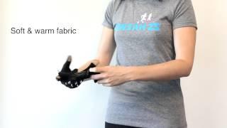 Zensah Smart Running Gloves - Tech Video