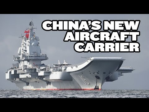 Is this China's New Aircraft Carrier?  China Hits Back on Trade  Meng Wanzhou Update