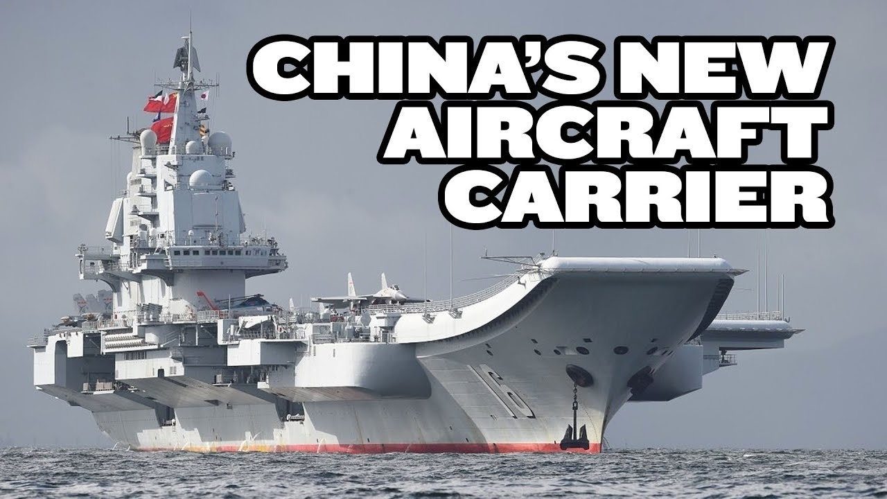 Is this China's New Aircraft Carrier? | China Hits Back on Trade | Meng Wanzhou Update!