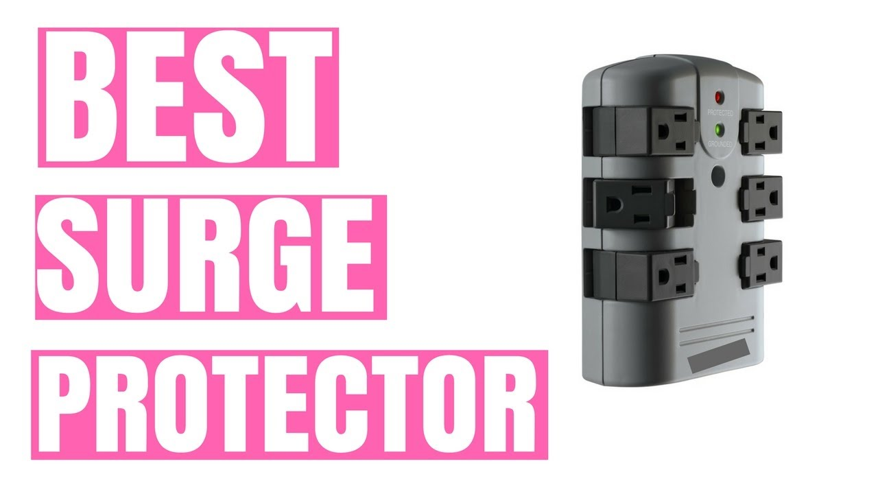 Best Surge Protector Top 5 In 2017
