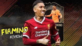 FIFA 18 - SIF FIRMINO (87) PLAYER REVIEW