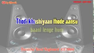 MUSKURANE KARAOKE   ARIJIT SINGH INDIA KN7000 Mp3