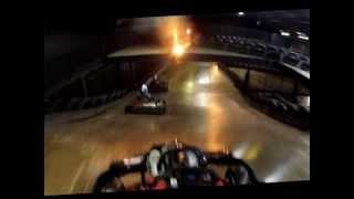 Teamsport Crawley Go Karting Go Pro Fastest lap