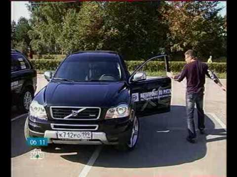 Автопробег Москва-Рязань-Москва на внедорожниках Volvo XC90, XC60, XC70 — обзор от Севы Кущинского