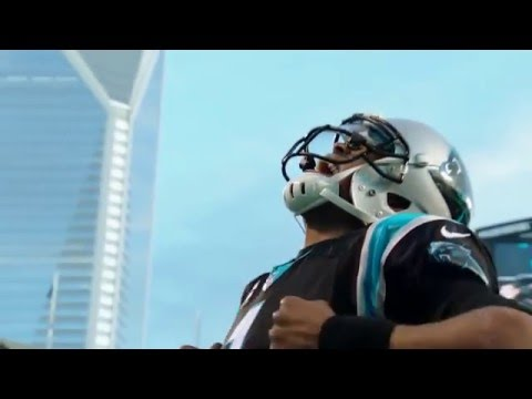 Carolina Panthers 2015 -  Keep Pounding Theme Song